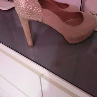 Used Charles And Keith Shoes