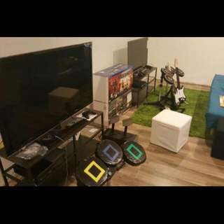 Console Gaming Space For Rent