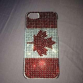Canada iPhone 5S Case
