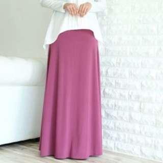 Classic Flared Skirt By Ashhannas