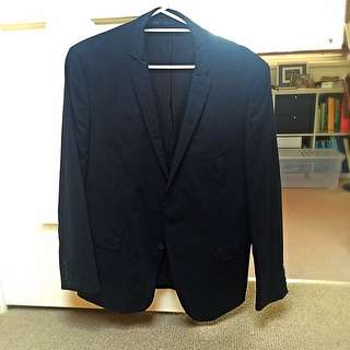 Ben Sherman navy Suit Jacket /Blazer
