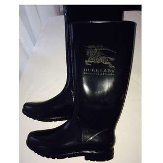 Burberry Prorsum Equestrian Knight Boots + Gifts