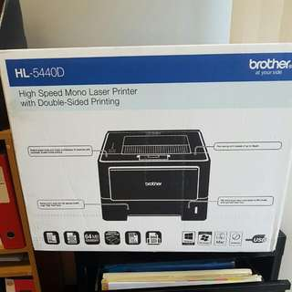 Brother Hl 5440D Printer
