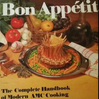AMC COOK BOOK