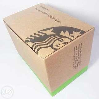 徵求 全新或二手 Starbucks 城市杯 YAH系列 空盒