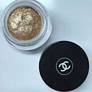 Chanel Gold Illusion D'ombre Eye Shadow Pot