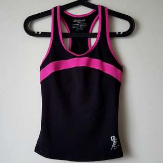 Blockout Sports Tank Top