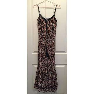 HOT OPTIONS Summer Long Floaty Dress