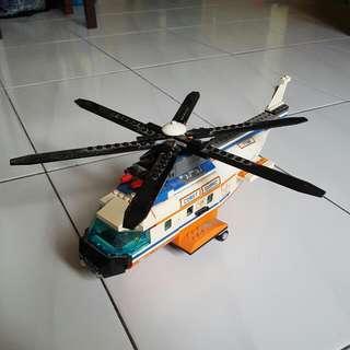 LEGO City Coast Guard Helicopter