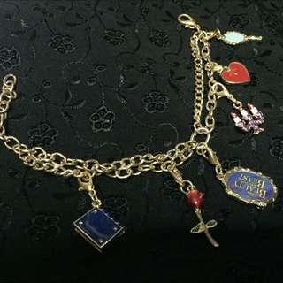 Disney's Beauty & The Beast Bracelet