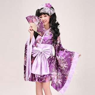Lolita Kimono Outfit