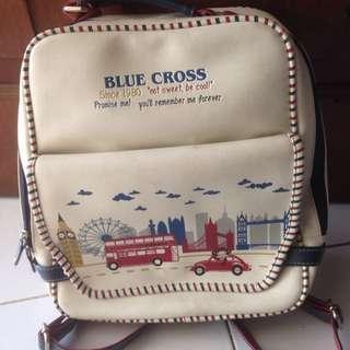 tas ransel blue cross