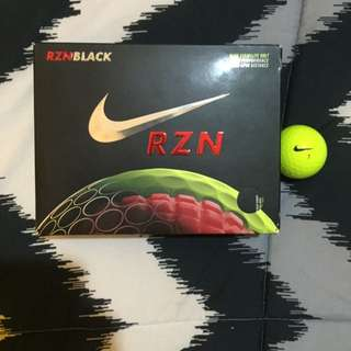 12 New High Visible Nike Golf Balls