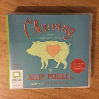 Cleaving A Story Of Marriage Meat And Obsession (Audio Book)