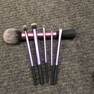 Real Technique Brushes