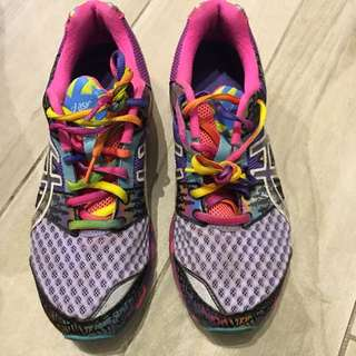 Asics Gel Noosa Multicoloured Runners