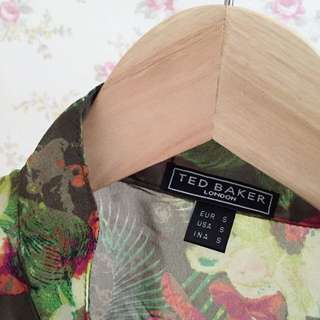 Ted Baker Tropical Shirt