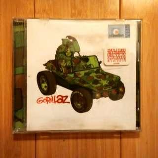 CD: Gorillaz