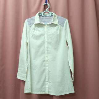 Voir Exchange White Blouse