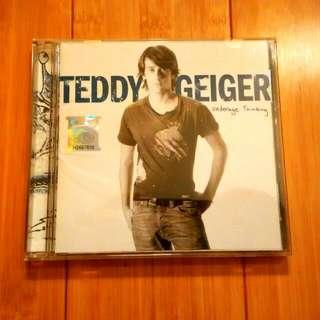 CD: Teddy Geiger - Underage Thinking