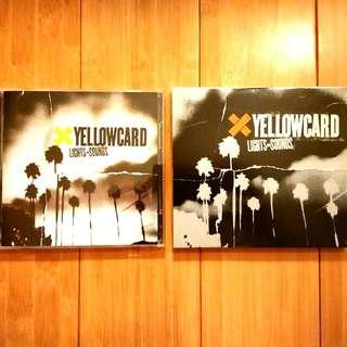 CD: Yellowcard - Lights And Sounds