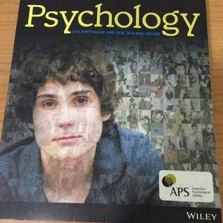 PENDING** Psychology Textbook