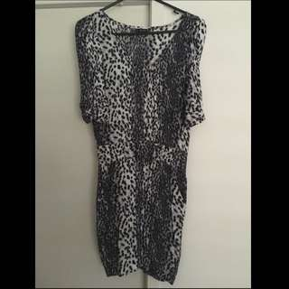 Bardot Dress. Size 8
