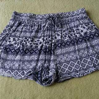 Factorie Shorts Size Small