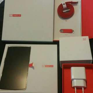 OnePlus One 64GB Sandstone Black