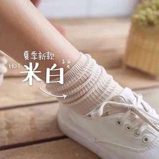[全新]夏季款短襪