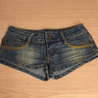 ⭐️超短牛仔短褲