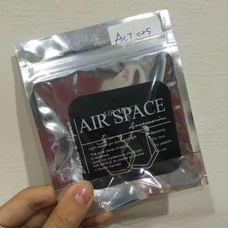 Air Space五角耳環