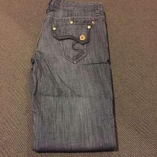 Sportgirl Skinny Jeans Size 8