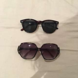 ALDO; HM Sunglasses