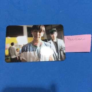BAP B.A.P Himchan One Shot Official Photocard Slight Defect