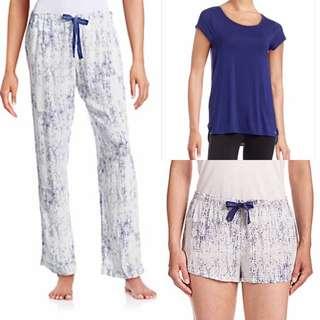 *REDUCED* Calvin Klein 3 Piece Pajama Set