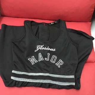 Major Made MJR 黑洋裝
