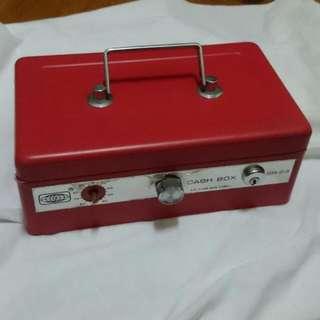 小型保型箱 橘紅色
