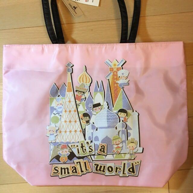 迪士尼小小世界包包