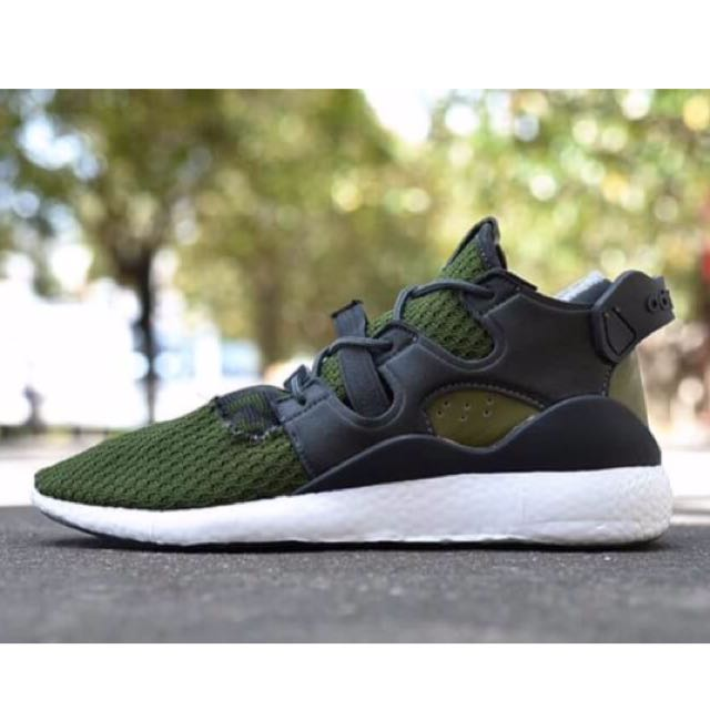 Adidas EQT 2.3 F15 Athleisure 新品 輕跑運動鞋 軍綠 男女鞋款