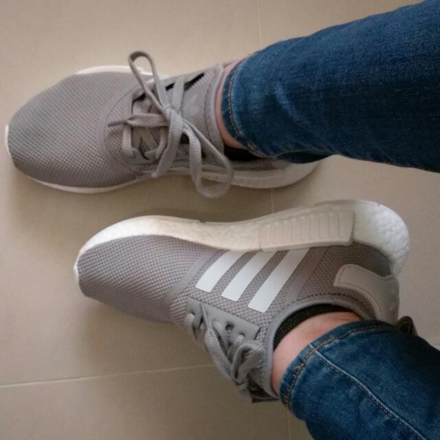 Adidas Nmd 灰色