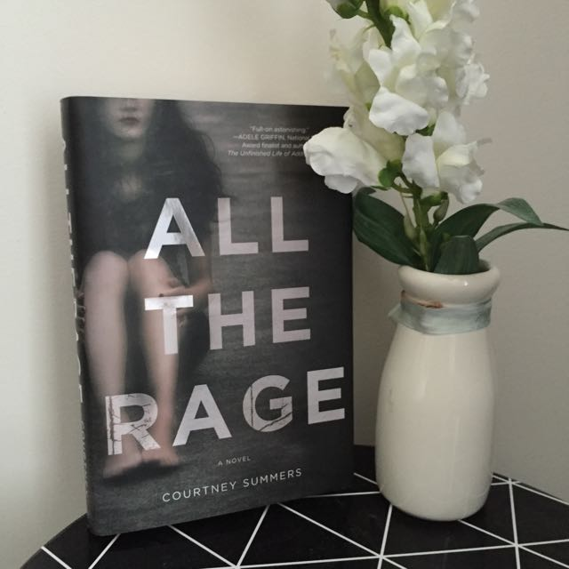 All The Rage - Courtney Summers (PENDING PAYMENT)