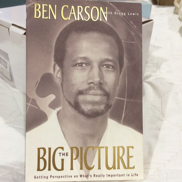 Ben Carson- The Big Picture