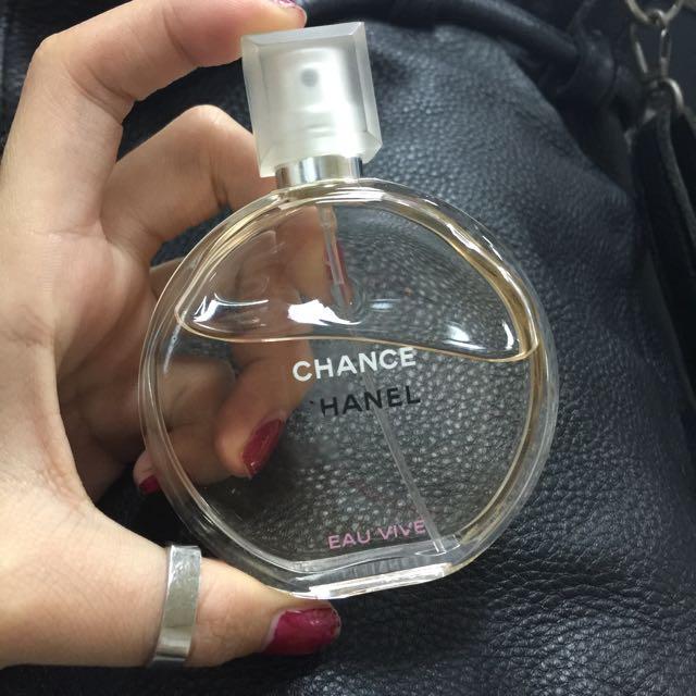 CHANEL EAU VIVE香水