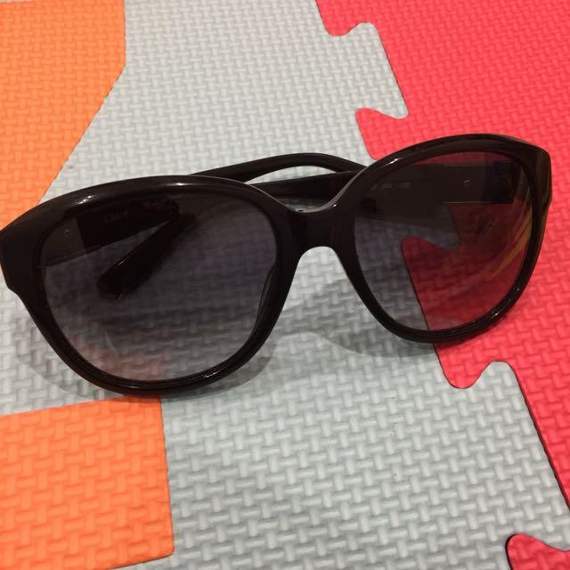 😎authentic Chloe Sunglasses Come With Brand New White Case