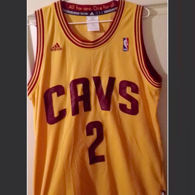 Cleveland Cavaliers Kyrie Irving NBA jersey