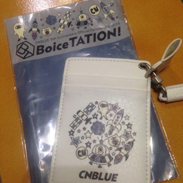CNBLUE 絕版票卡夾