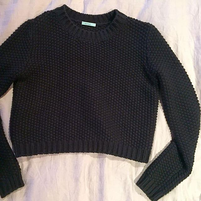 Kookai Knit Jumper