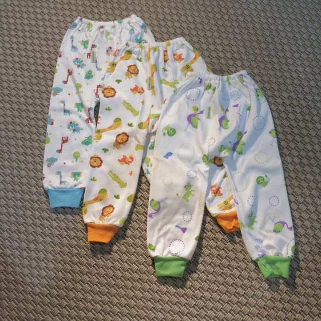Little Q Pants Set Of 3