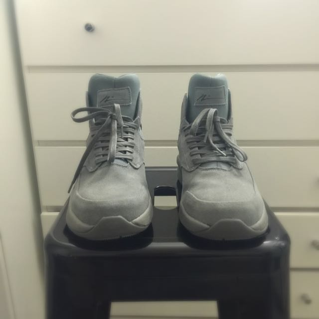Mens Article Shoes Grey